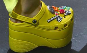 Crocs Foam per Balenciaga