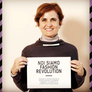 Marina Spadafora: come  bella la moda sostenibile