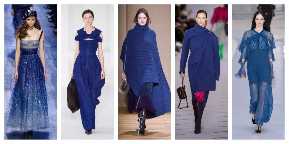 Moda inverno 2018 i colori di tendenza for Colori moda inverno 2018